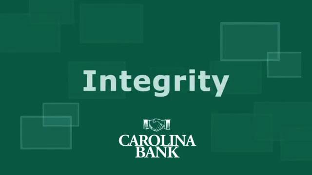 Carolina Bank Spot 3